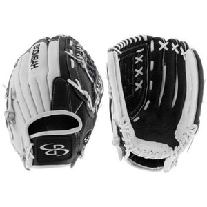 "Boombah FP Select 8020 Series All Leather B21 Web BR 13"" RHT"