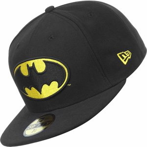 New Era New Era Batman Cap (+ gratis Cap Buddy)