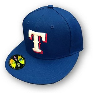 Richardson Tex Town Tigers Fitted Cap Blauw