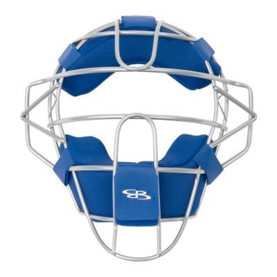 Boombah DEFCON Chromium Alloy Traditional Catcher's Mask