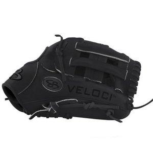 Boombah Veloci Baseballglove B4 Black