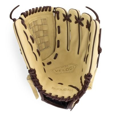 Boombah Veloci GR Series Baseball Fielding Glove B7 Creme