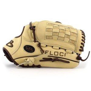 Boombah Veloci Baseballglove B7 Creme
