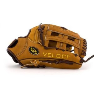 Boombah Veloci Fastpitch glove B4 Brown