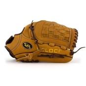 Boombah Veloci GR Series Fastpitch Fielding Glove B7 Brown