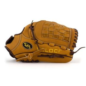 Boombah Veloci Fastpitch glove B7Brown