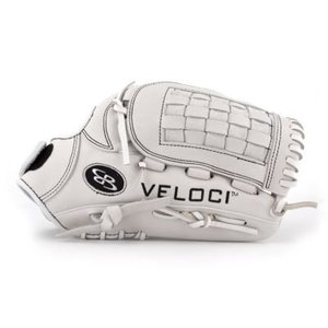 Boombah Veloci Fastpitch glove B7 White