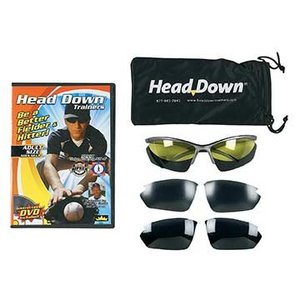 Head Down Trainer voor fielden en slaan
