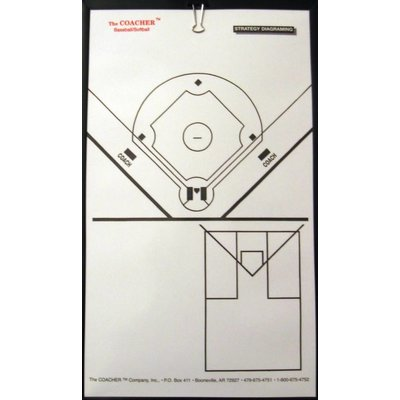 Coach Lineup Magnet Board