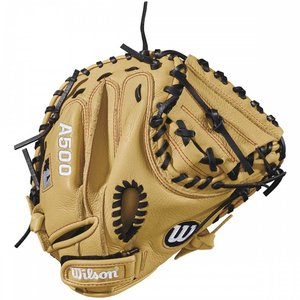 Wilson A500 Youth Catcherhandschoen