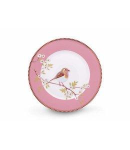 Pip studio Ontbijtbord Roze