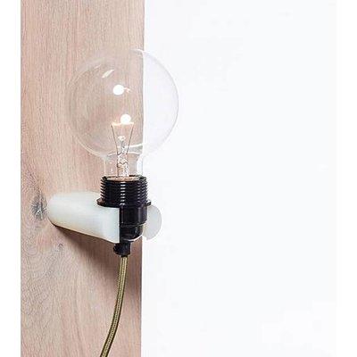 No.16 wandlamp wit