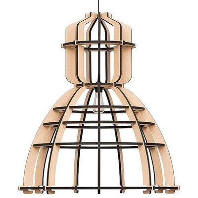 Hanglamp no.19 xxl industrielamp