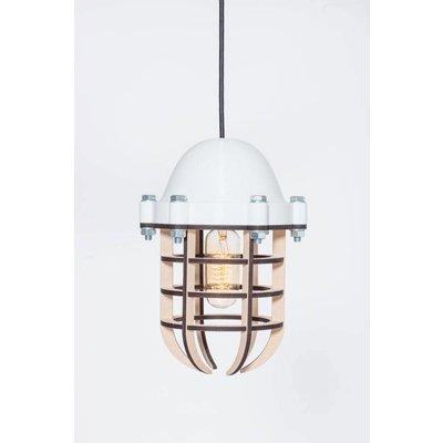 Hanglamp no.20 printlamp by Olaf Weller
