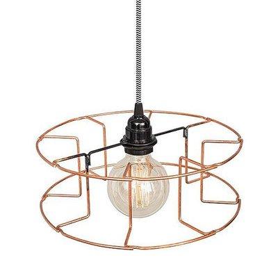 No.27 hanglamp bobbie koper