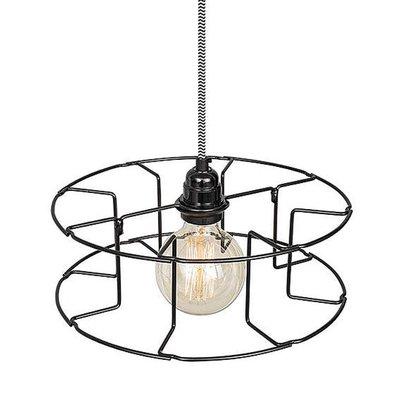 No.27 hanglamp bobbie zwart