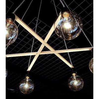 Het Lichtlab Hanglamp No. 37 a-symmetrie