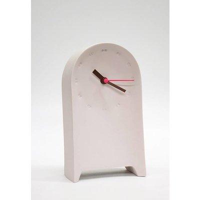 Klok staand roze - roze