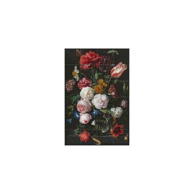 Still Life with Flowers - Klein 80 x 120 cm