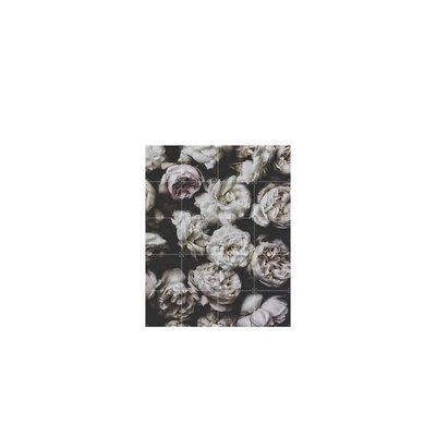 IXXI Wanddecoratie Peony Roses - Klein 80 x 100 cm