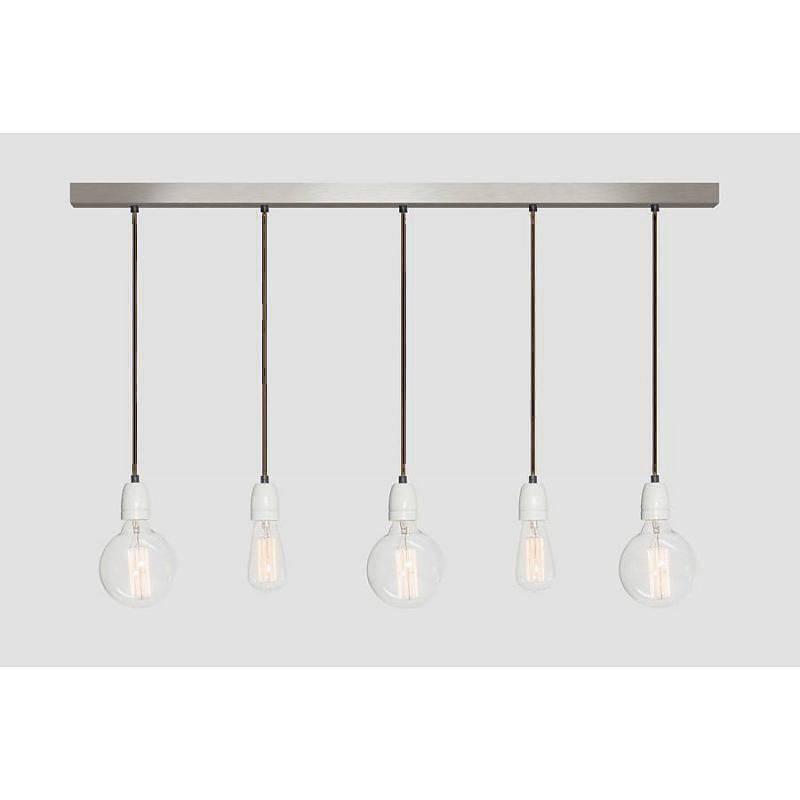 Het Lichtlab No.12 hanglamp balk 5 lichts