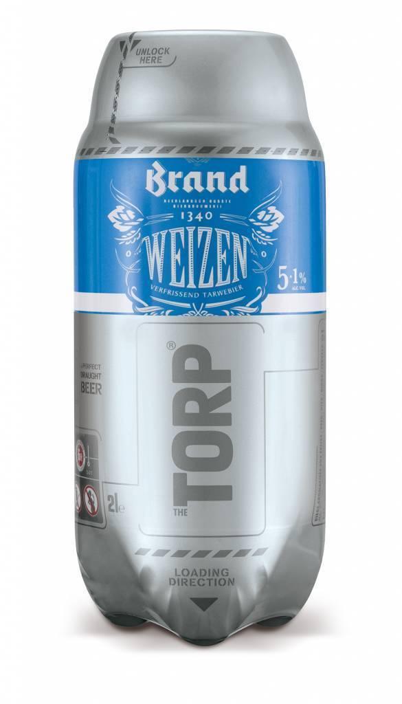 Brand Weizen TORP - DISPONIBILE IN AUTUNNO