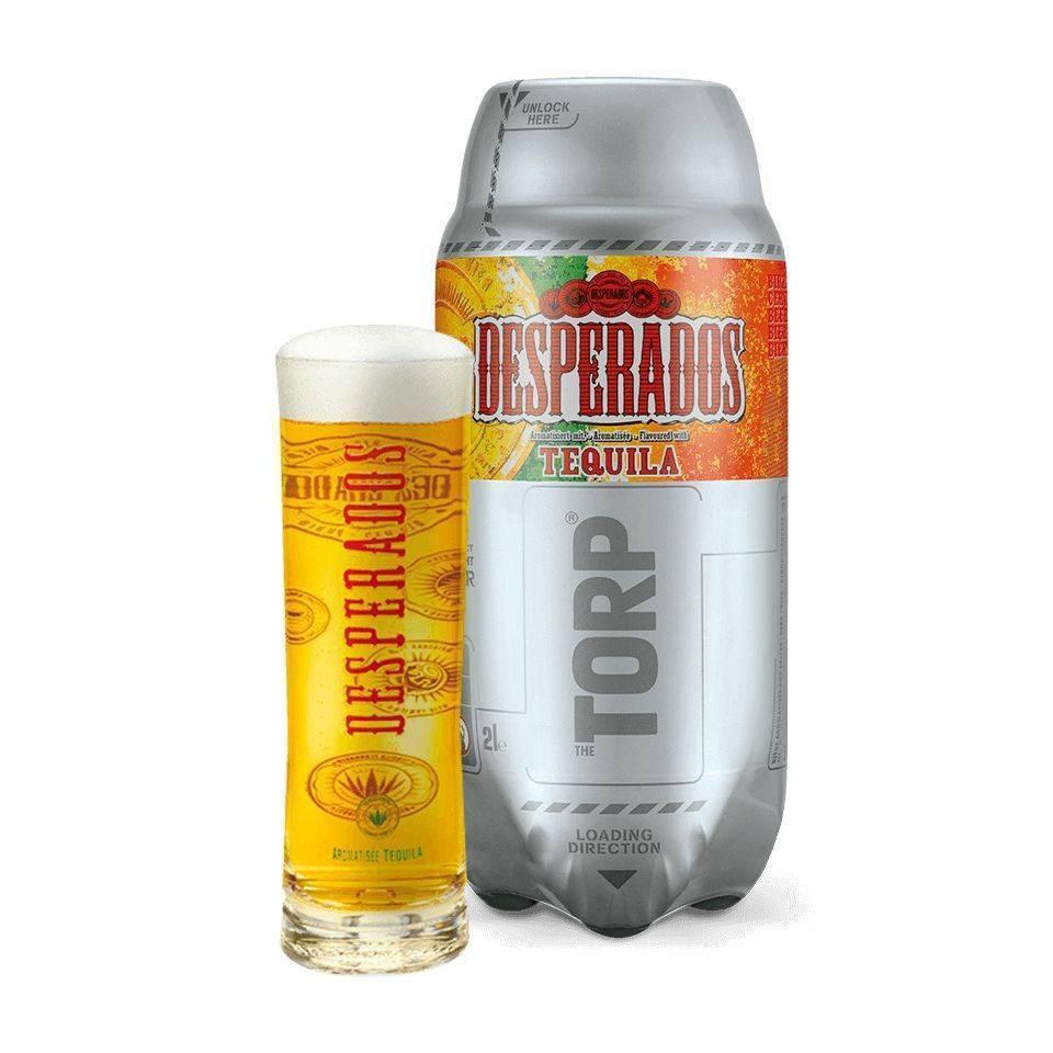 La birra con l?anima di tequila, per i palati di tutto mondo