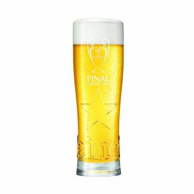Bicchiere UEFA Champions League glass (1 pz)