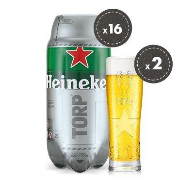 Heineken UCL Bundle