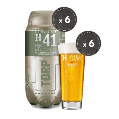H41 Perfect Serve Bundle