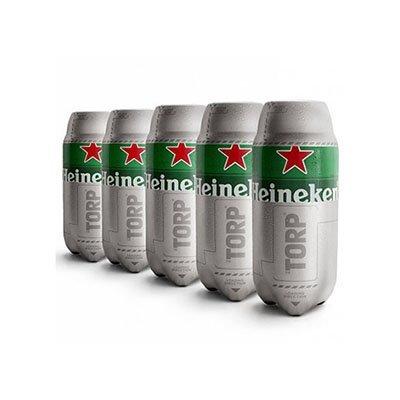 Heineken TORP x5