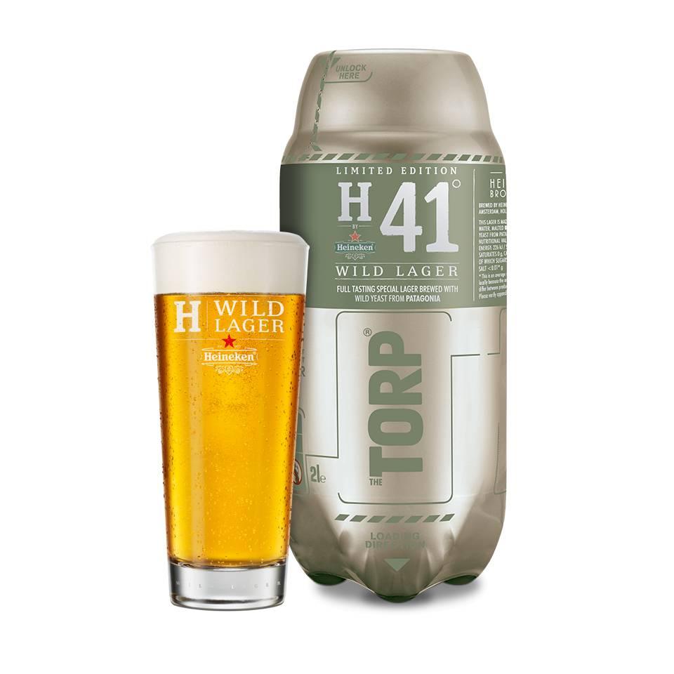 H41 H41 Heineken Torp 2L