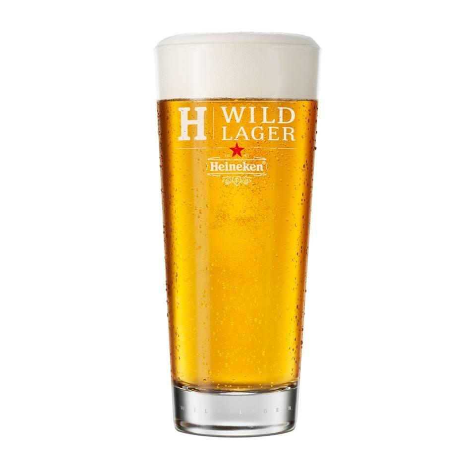 Wild Lager Glasses (6 pcs)