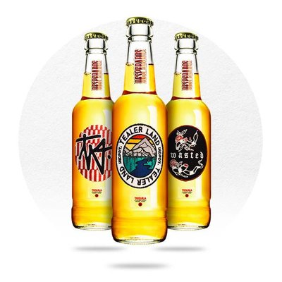 PACK X3 DESPERADOS PATCH ÉDITION N°1