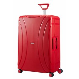 AMERICAN TOURISTER AT LOCK AND ROLL SPINNER 75 CM ROOD