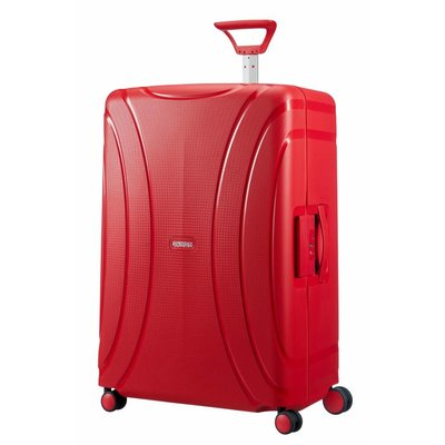 AMERICAN TOURISTER AMERICAN TOURISTER LOCK 'N' ROLL SPINNER 75 CM FORMULA RED