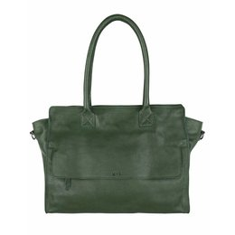 MYK BAGS MYK BAG MUSTSEE FOREST GREEN