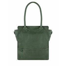 MYK BAGS MYK BAG SKYSCRAPER FOREST GREEN