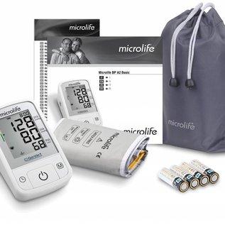 Microlife BPA2 Basic bloeddrukmeter met PAD technologie
