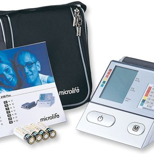 Microlife BPA100 Plus bloeddrukmeter met MAM/PAD technologie