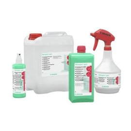 B. Braun Meliseptol, oppervlakte desinfectans op alcoholbasis, diverse verpakkingen leverbaar