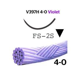 V397H Vicryl® 4-0 Violet, met FS-2S (19mm SLIMMED) naald, per doos van 36 stuks