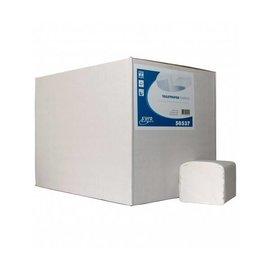 Europroducts Toiletpapier - 2 laags bulckpack 36 bundels van 250 vellen