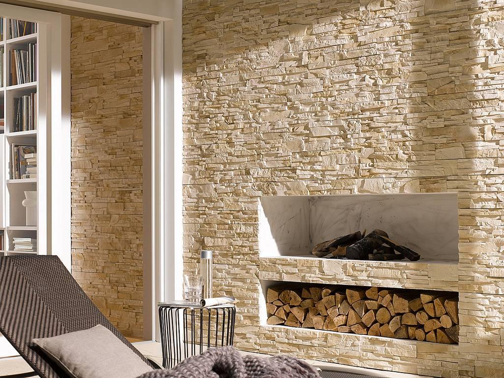 Steinwand Design