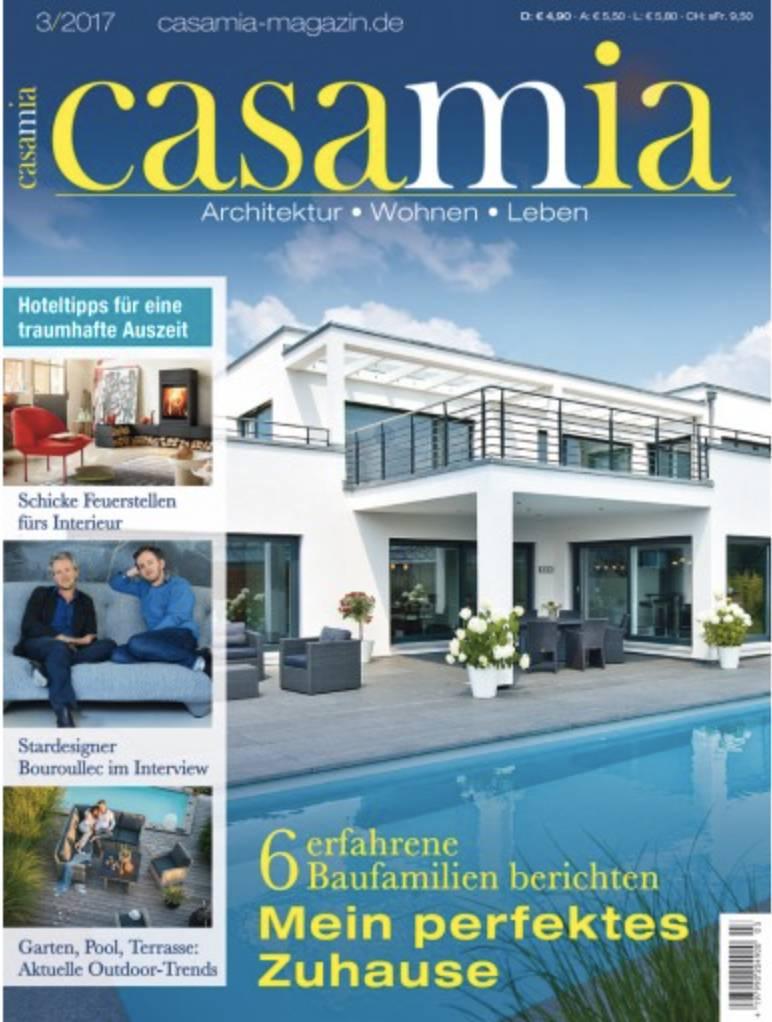 CASAMIA 04/2017 - Story Master Bedroom