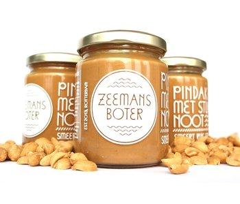 Zeemansboter - Pindakaas