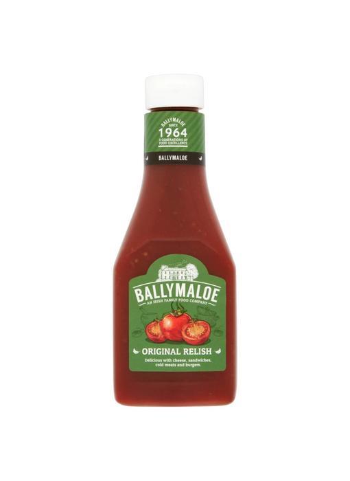 Ballymaloe Original Country Relish - Knijpfles