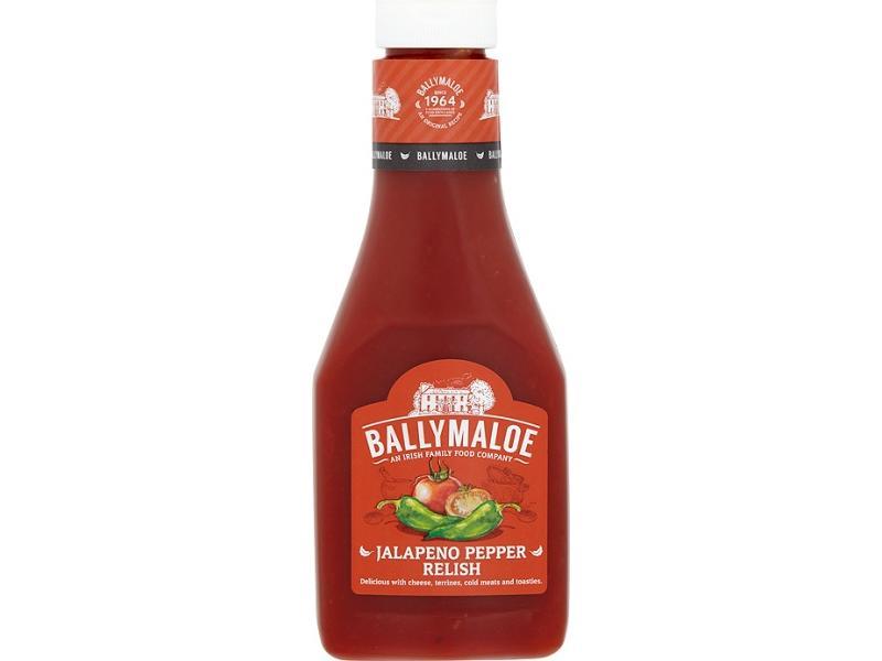 Ballymaloe Jalapeno Pepper Relish - Knijpfles