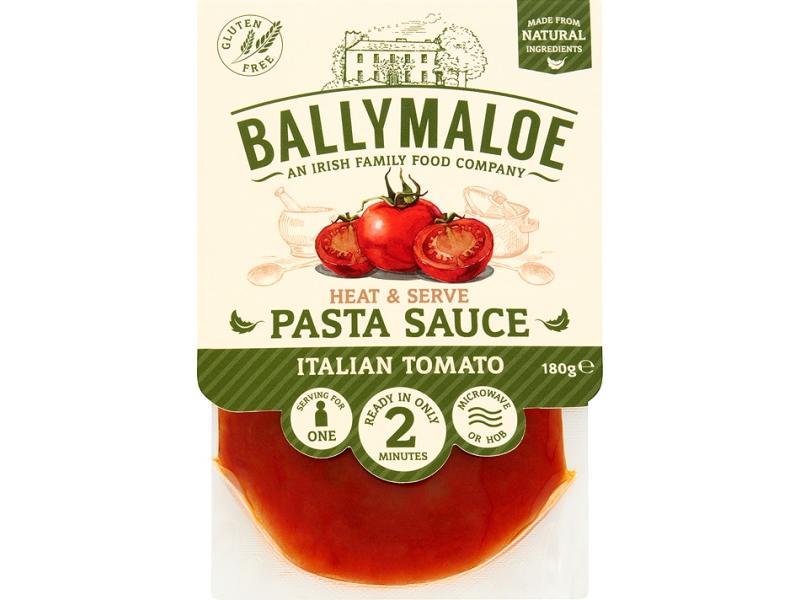 Ballymaloe Italian Tomato Pastasaus - 180gr