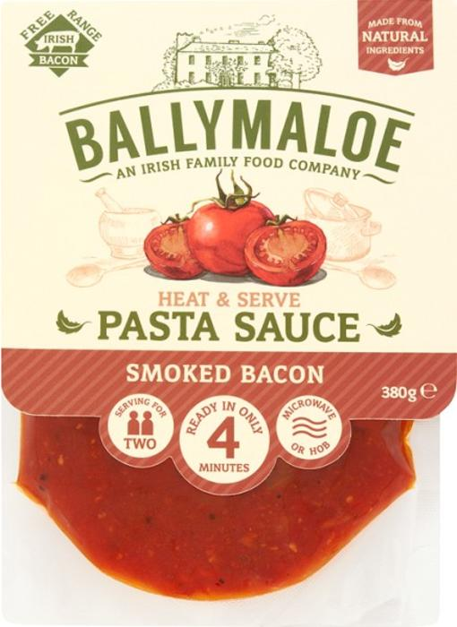 Ballymaloe Smoked Bacon Pastasaus 380gr